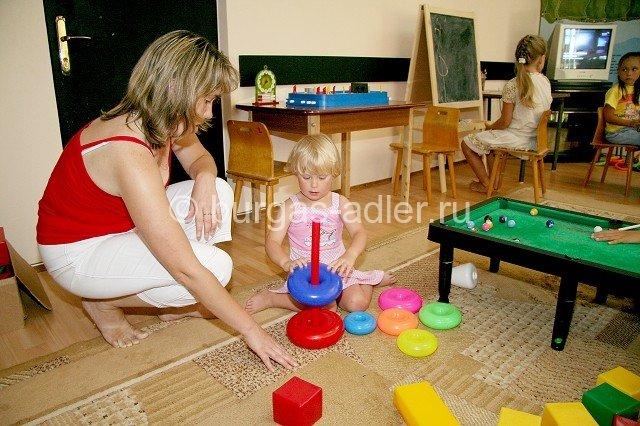Детская комната, «Бургас», Адлер