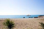 Пляж, волейбольная зона